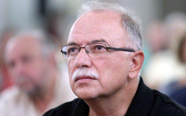 Παπαδημούλης: Ο ελληνικός λαός θέλει τώρα σταθερότητα, ανάπτυξη και δουλειές