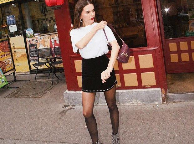 Το καλσόν που αγαπούν οι fashionistas και μπορείς να φοράς με τα πέδιλά σου