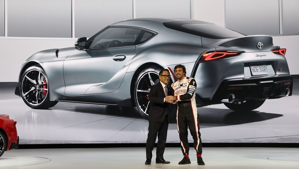 North American International Auto Show: 30 χρόνια επί σκηνής
