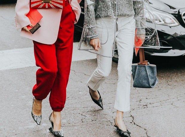 Πώς να φορέσεις το κόκκινο παντελόνι ανάλογα με το στιλ σου