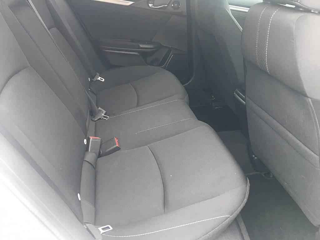 Δοκιμή του νέου Civic με τον κινητήρα πετρελαίου 1.6 i-DTEC 120 PS-Κερδίζει στα σημεία