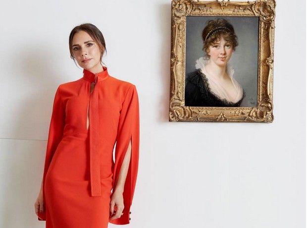 Το κόλπο της Victoria Beckham για να φοράς το φόρεμά σου ακόμα κι όταν κάνει πολύ κρύο