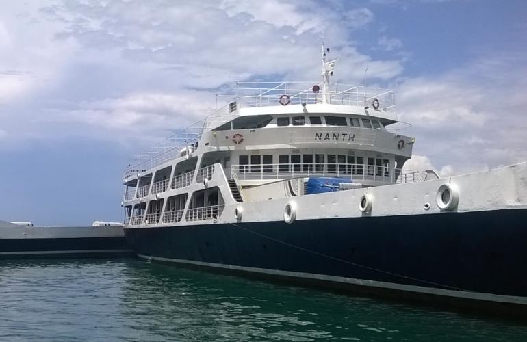 Μηχανική βλάβη πλοίου στην Κέρκυρα