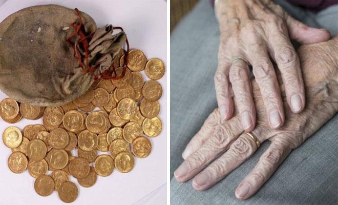 Πέθανε Μόνη και «Φτωχή» αλλά Τελικά Είχε Πολλά Εκατομμύρια!