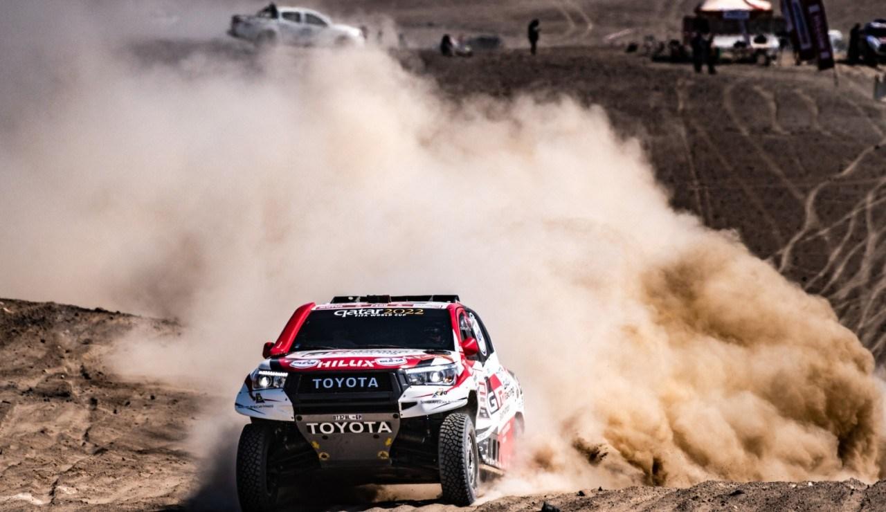 Ντακάρ 2019: Μεγάλη νίκη για Αλ Ατίγια-Μπομέλ-Toyota