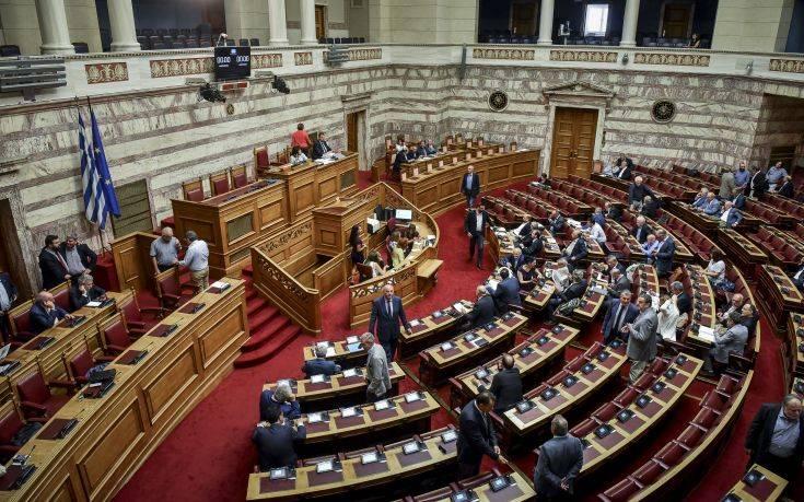 Κόντρα στη Βουλή για την αγροτική πολιτική