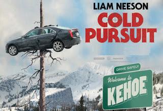 Cold Pursuit – Ψυχρή Καταδίωξη, Πρεμιέρα: Φεβρουάριος 2019 (trailer)
