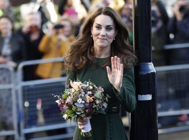 Το styling tip της Kate Middleton για τα πιο κομψά μονόχρωμα outfits