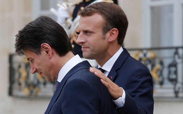 Η ένταση ανεβαίνει ανάμεσα σε Ιταλία και Γαλλία