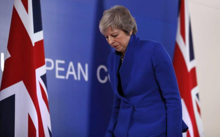 Νέος αγώνας από την Τερέζα Μέι για τη συμφωνία του Brexit