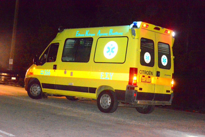 Ηράκλειο: ΙΧ παρέσυρε 12χρονο παιδί και 47χρονη