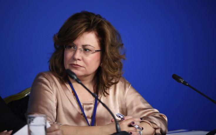 Σπυράκη: Η χώρα χρειάζεται σταθερή κυβέρνηση