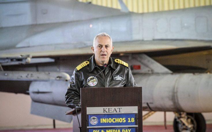 Η δήλωση για τους Τούρκους που είχε κάνει πριν από ένα μήνα ο νέος υπουργός Άμυνας