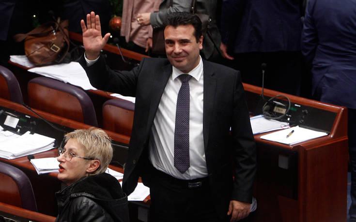 Ζάεφ για Ελλάδα: Ζήτω η φιλία μας και η στρατηγική συνεργασία μας