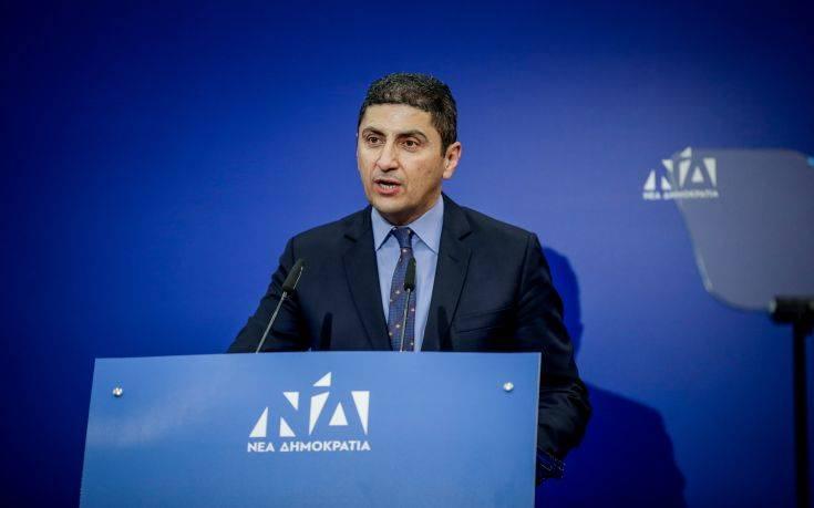 Αυγενάκης: Τσίπρας και Καμμένος είναι εφιάλτες για τη σύγχρονη Ελλάδα