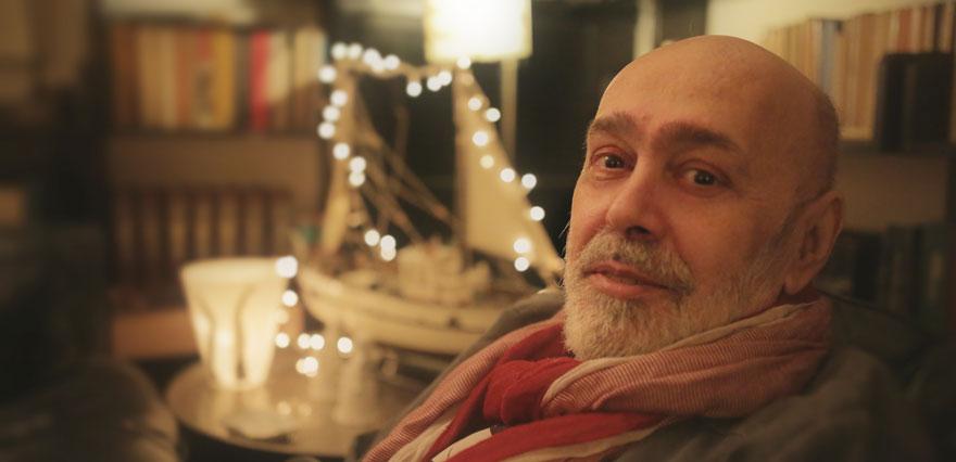 Πέθανε ο συγγραφέας Χρήστος Αγγελάκος