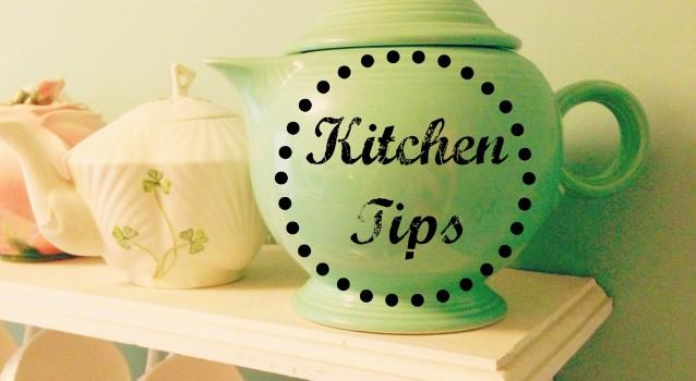 10 Τips Μαγειρικής Για Πετυχημένη «Κουζίνα»