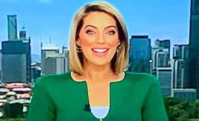 Τάραξαν στην πλάκα τηλεπαρουσιάστρια επειδή το φόρεμα της θύμιζε… [Εικόνες]