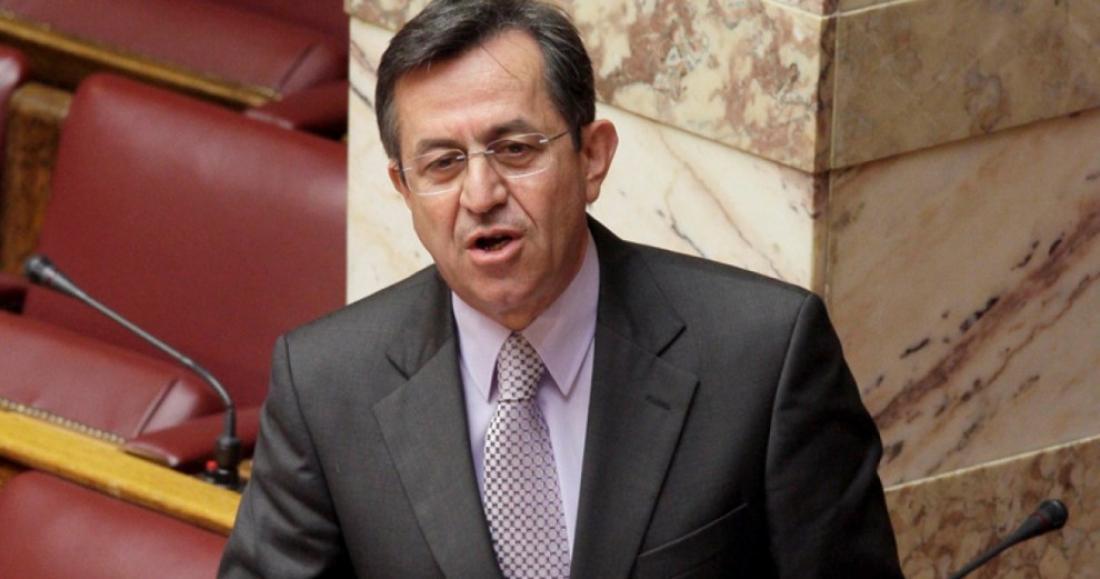Νικολόπουλος: Δεν στηρίζω την κυβέρνηση ή την όποια συγκυβέρνηση