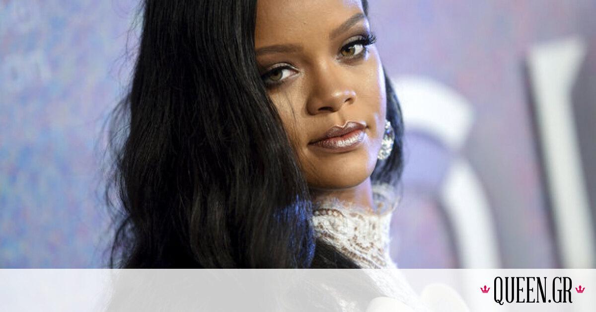 Eτοιμάζεται η Rihanna να λανσάρει το δικό της luxury label ρούχων;