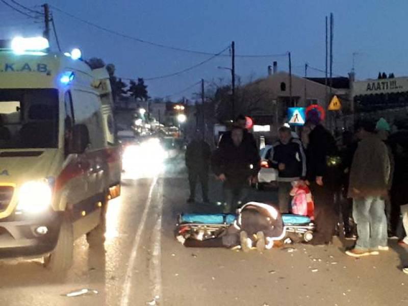 Κέρκυρα: Ελεύθεροι οι δύο οδηγοί για το δυστύχημα με την 8χρονη