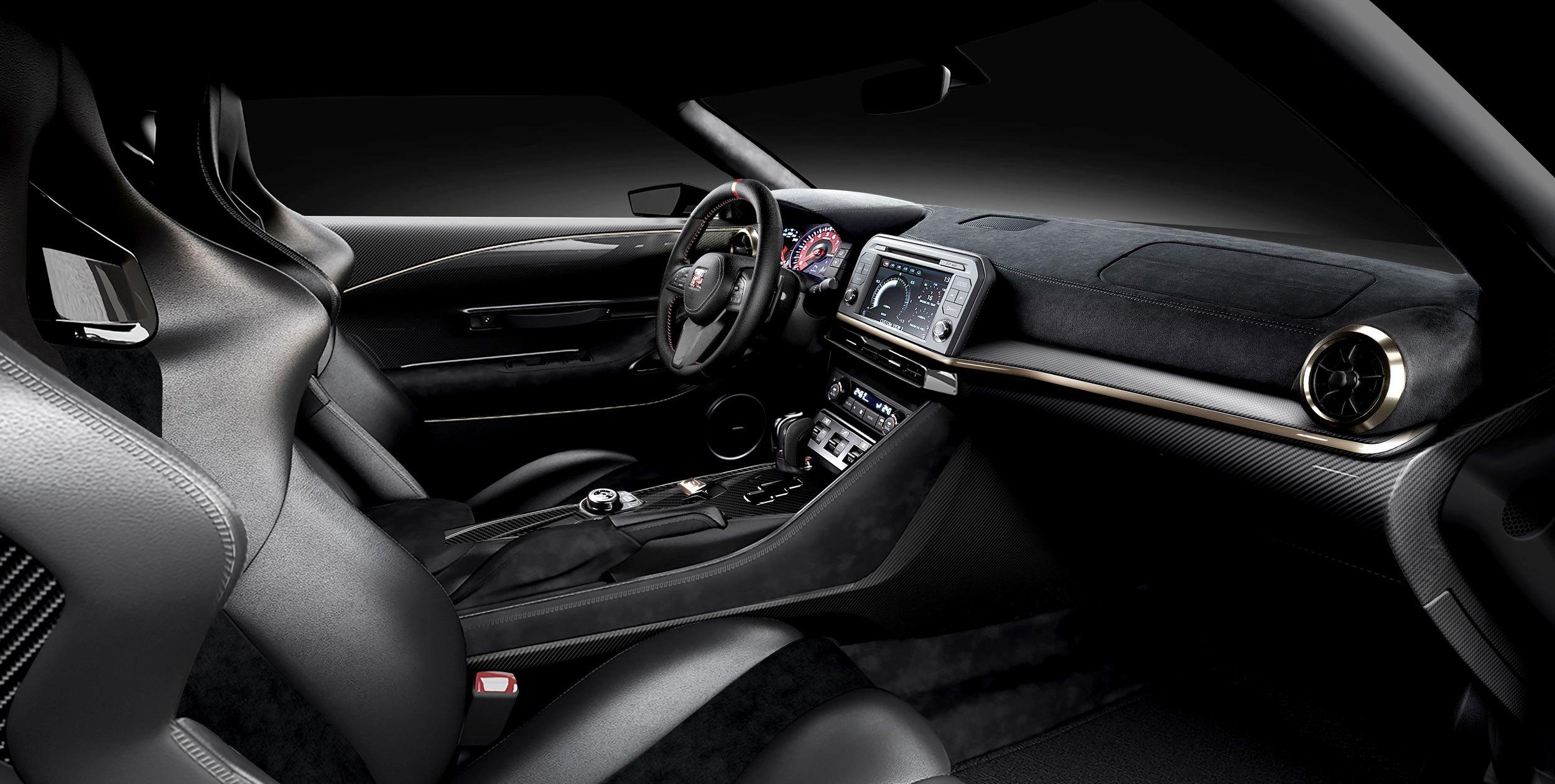 Γεμίζει από υπογραφές το βιβλίο παραγγελιών για το Nissan GT-R50