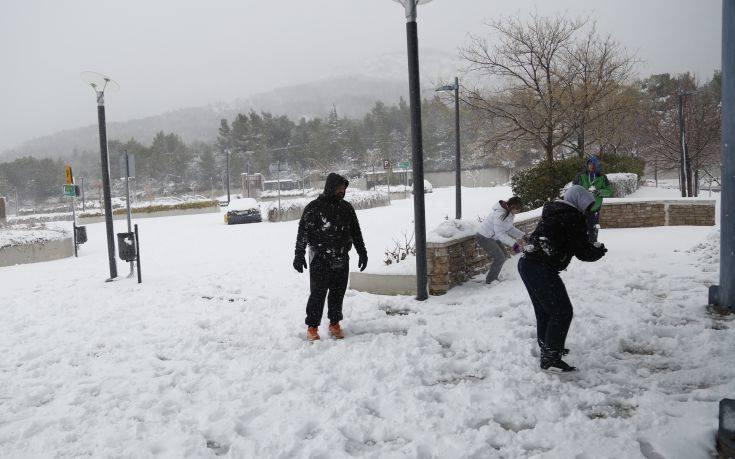 Τα σχολεία που θα μείνουν κλειστά αύριο στην Αττική