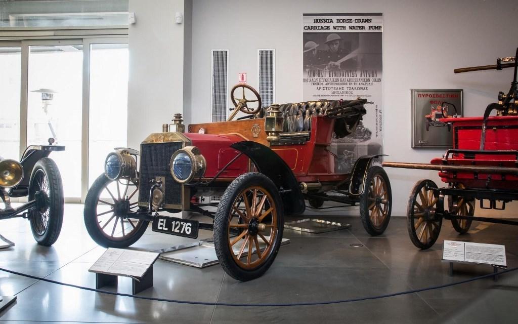Το ταξίδι της Ford Motor Ελλάς στην Ιστορία της Αυτοκίνησης με τους Μηχανολόγους του Αύριο