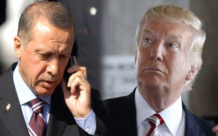 Μετά το «μαστίγιο» τώρα έχει και… «καρότο» ο Τράμπ για τον Ερντογάν