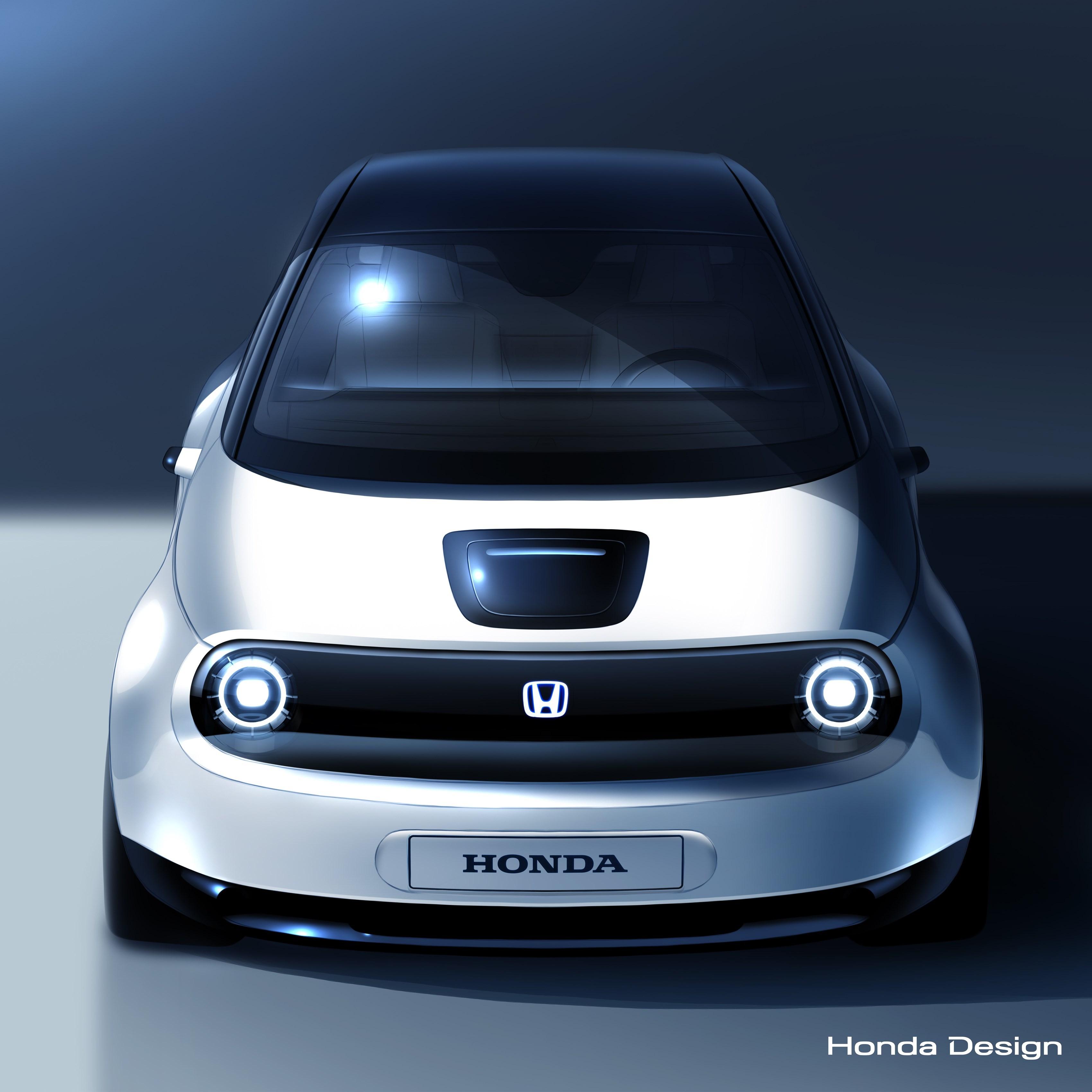 Παγκόσμια πρεμιέρα του ηλεκτρικού πρωτότυπου τηςHonda στην Έκθεση Αυτοκινήτου της Γενεύης