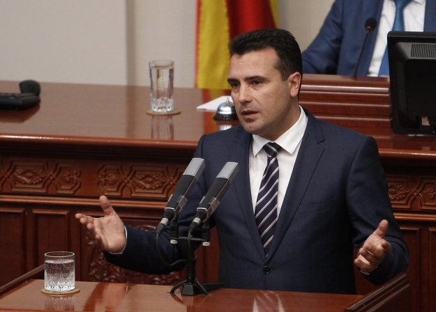 Bloomberg: Τα Σκόπια θα επικυρώσουν τη συμφωνία