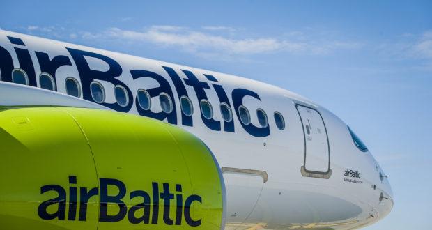 Η airBaltic συνδέει αεροπορικά Ρίγα και Κέρκυρα