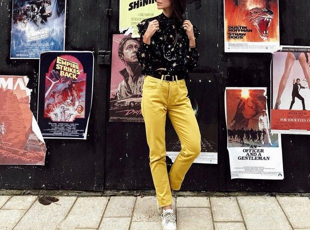 0073b0b8f5c3 Milan Street Style: Οι καλύτερες εμφανίσεις από τους δρόμους του Μιλάνου ·  Color mania: Οδηγός αγοράς για να κάνεις update στο denim στιλ σου