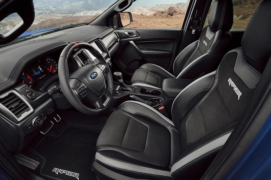 Ξεκίνησαν οι παραγγελίες του νέου Ford Ranger Raptor