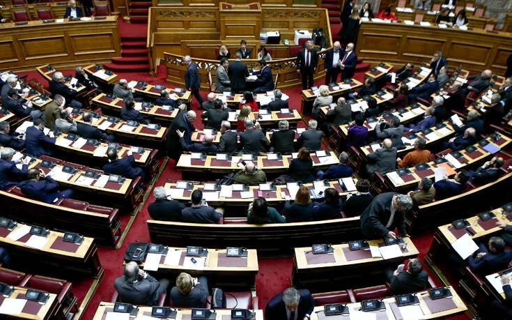 Ποια άρθρα πάνε για επαναληπτική ψηφοφορία για την συνταγματική αναθεώρηση