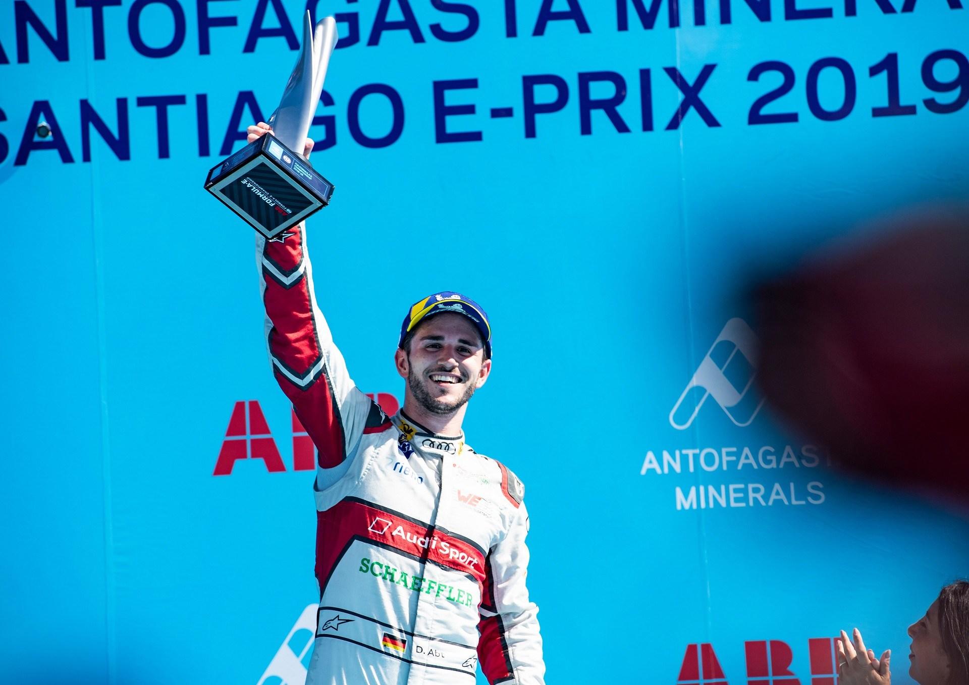 Η Audi έκανε το 1-3 στο E-Prix του Σαντιάγο, στη Χιλή