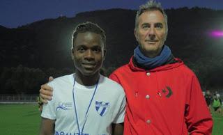Στον Αιολικό πρόσφυγας από το Κονγκό