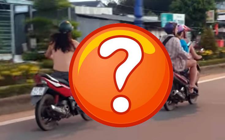 Απίθανη πατέντα για να ρυμουλκήσεις μοτοσυκλέτα