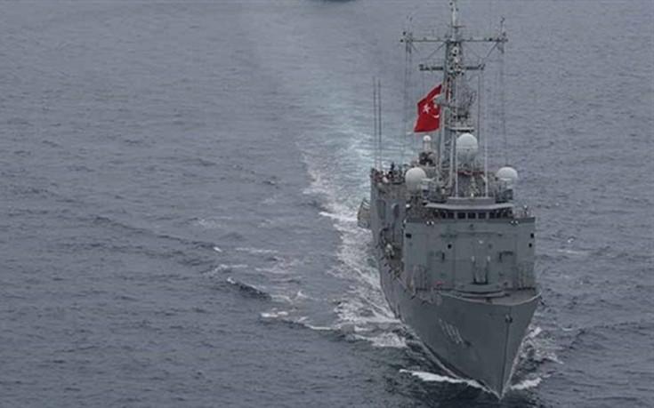 Επίδειξη ισχύος από τους Τούρκους με την άσκηση «Γαλάζια Πατρίδα»