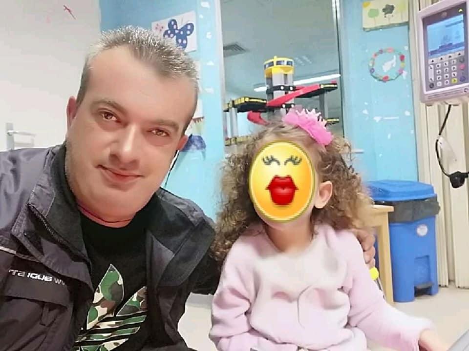 Υπέροχα νέα: Νικήτρια στη μάχη ζωής η 4χρονη Μαρίνα από τις Αρχάνες (εικόνες)