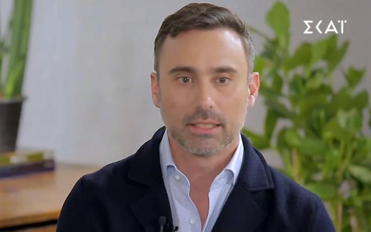 Γιώργος Καπουτζίδης: Ήθελαν να με κάψουν στο Σύνταγμα και να πάθω καρκίνο