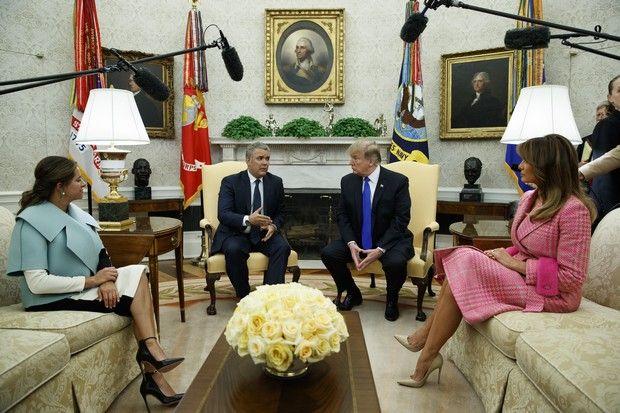 Η Melania Trump ξαναχτυπά με νέα στιλιστική επιλογή