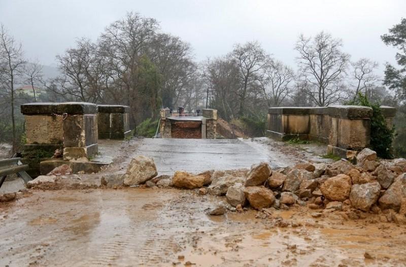 Περιφερειάρχης Κρήτης: Πάνω από 100 εκατ. ευρώ οι ζημιές από τις βροχοπτώσεις