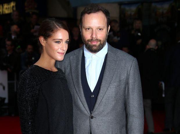 BAFTA 2019: Η Ariane Labed με Zeus+Δione πλάι στον Γιώργο Λάνθιμο