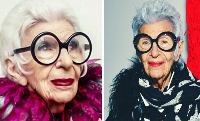 Γιαγιά 97 ετών έκλεισε το πρώτο της συμβόλαιο με πρακτορείο μοντέλων και όλο το μέλλον είναι μπροστά της [Εικόνες]