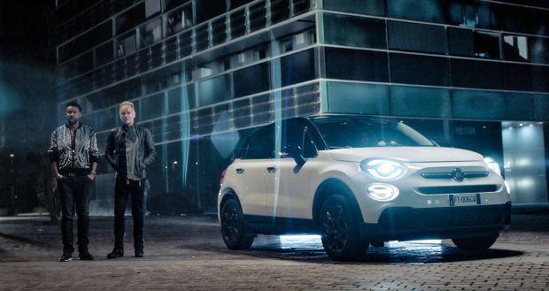 Νέα διαφημιστική καμπάνια της Fiat με τους Sting & Shaggy