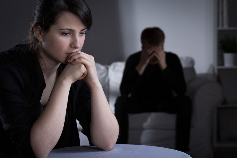 Προσωπική ευθύνη: Νιώθω φριχτά όταν με κατηγορεί ότι της κατέστρεψα τη ζωή