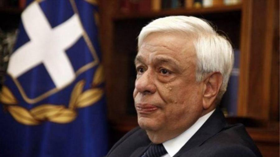 Συλλυπητήρια Παυλόπουλου για την απώλεια του στρατιώτη της προεδρικής φρουράς