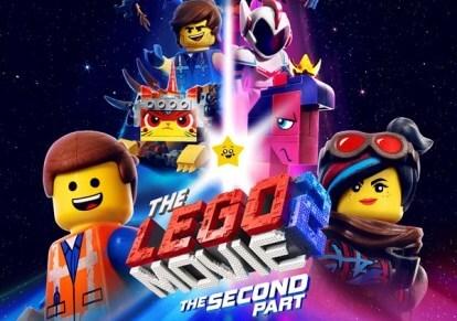 The Lego Movie 2: The Second Part – Η Ταινία Lego 2 (μεταγλ), Πρεμιέρα: Φεβρουάριος 2019 (trailer)