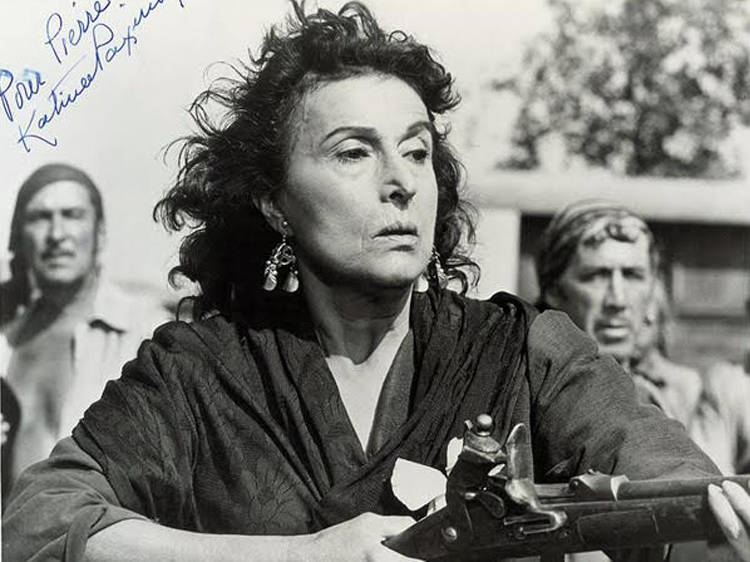 Η πρώτη Ελληνίδα ηθοποιός που κέρδισε Όσκαρ